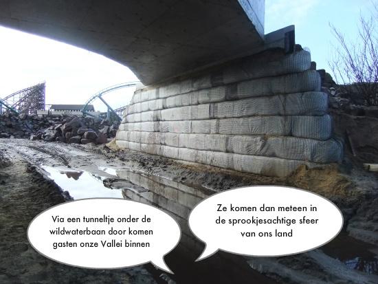 tov tunnel park tekst