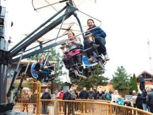 De nieuwe Magic Bikes in Attractiepark Slagharen