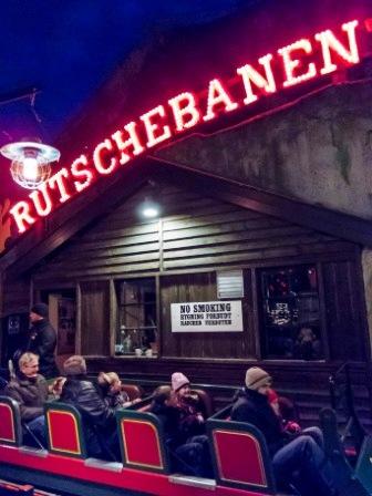 De Rutschebanen in Tivoli Gardens - Foto: Stefan Scheer