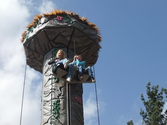 Toren Coco Bolo in Toverland - Foto: Adri van Esch, Parkplanet