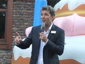 Directeur Bobbejaanland Roland Kleve - Foto: Adri van Esch, Parkplanet