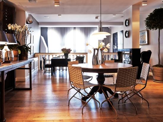 De Louise Suite in het Nimb Hotel in Tivoli Kopenhagen