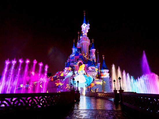 Jubileumshow Disney Dreams Disneyland Paris - Foto: (c) Disney