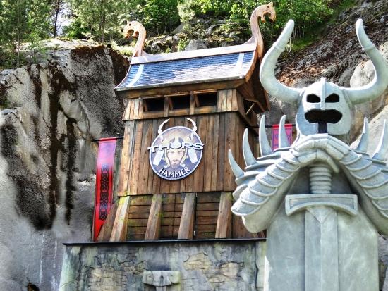 De ingang van Thors Hammer - Foto: P&P Projects