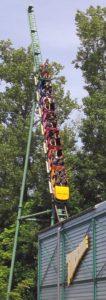 De achtbaan voor 2009 - Foto: Stefan Scheer