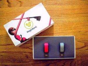 De MagicBand in geschenkverpakking - Foto: Chris Alcoran / Flickr