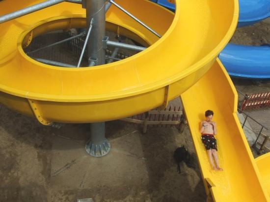 Aquaventura in Avonturenpark Hellendoorn - Foto: (c) Parkplanet
