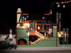 Ghost, het nieuwe spookhuis in Legoland Billund