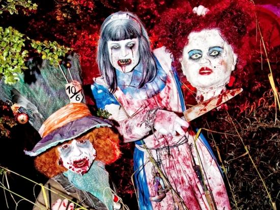 mpg halloween monsters 13pers