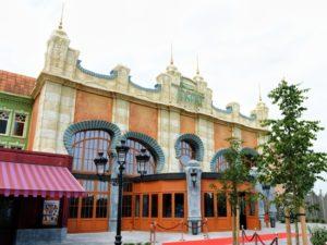 Het nieuwe Plopsa Theater in Plopsaland De Panne
