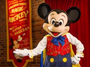 Magician Mickey - Foto: (c) Disney