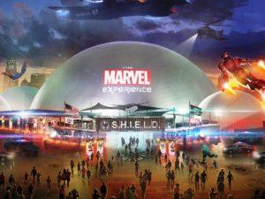 The Marvel Experience - Illustratie: (c) Hero Ventures / Marvel