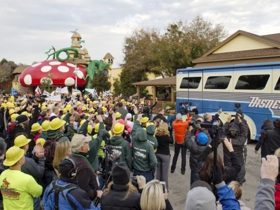 Extreme Makeover voor Give Kids the World Village - Foto: (c) Disney / Kent Phillips