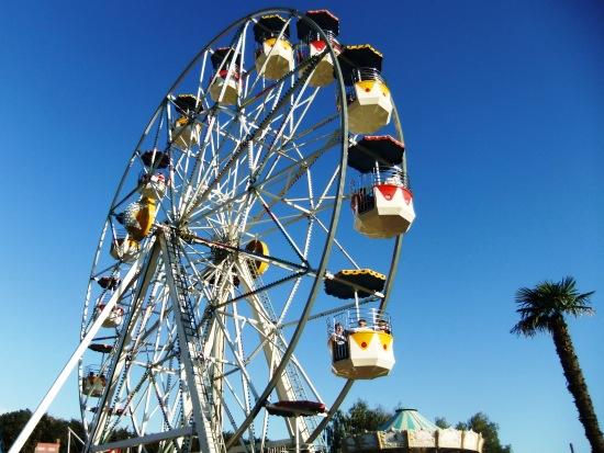 Santa Monica Wheel in Movie Park Germany - Foto: (c) Parkplanet