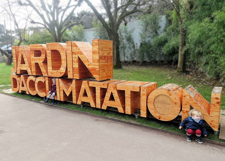 Jardin d'Acclimatation – Foto: © Adri van Esch