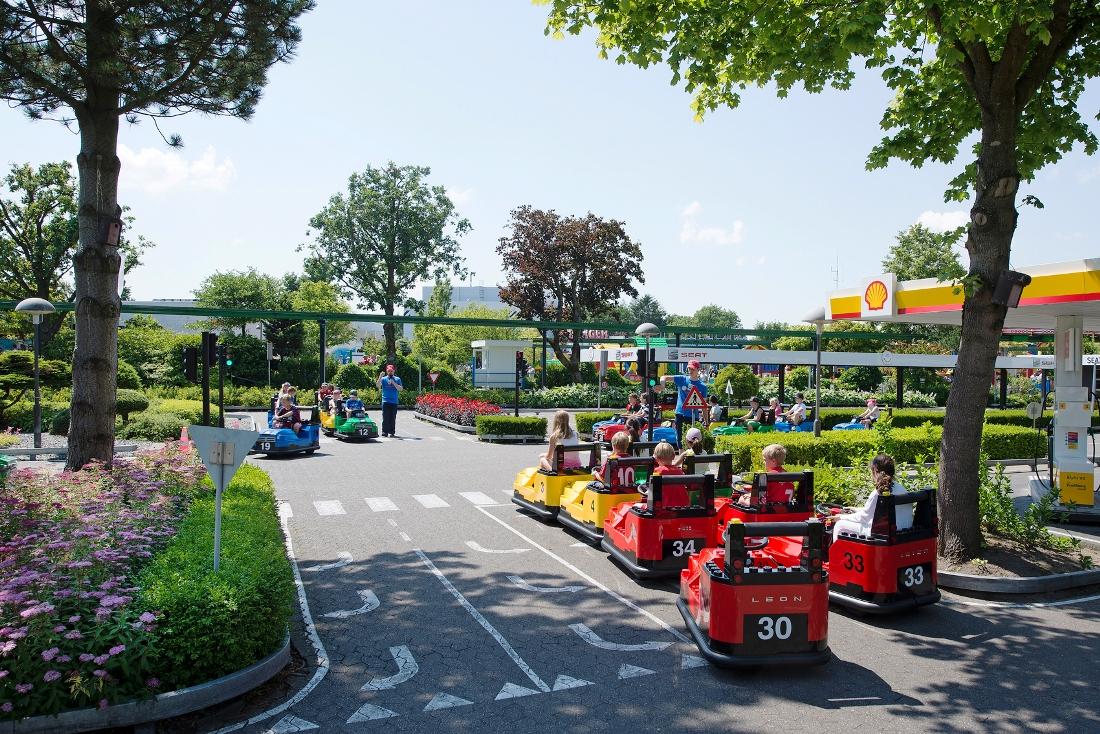 Verkeersschool in Legoland - Foto: Visit Denmark