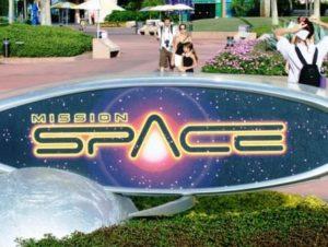 WDW Epcot Mission Space 11 Parkplanet