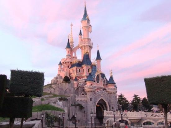 Het kasteel in Disneyland Park Paris - Foto: (c) Parkplanet