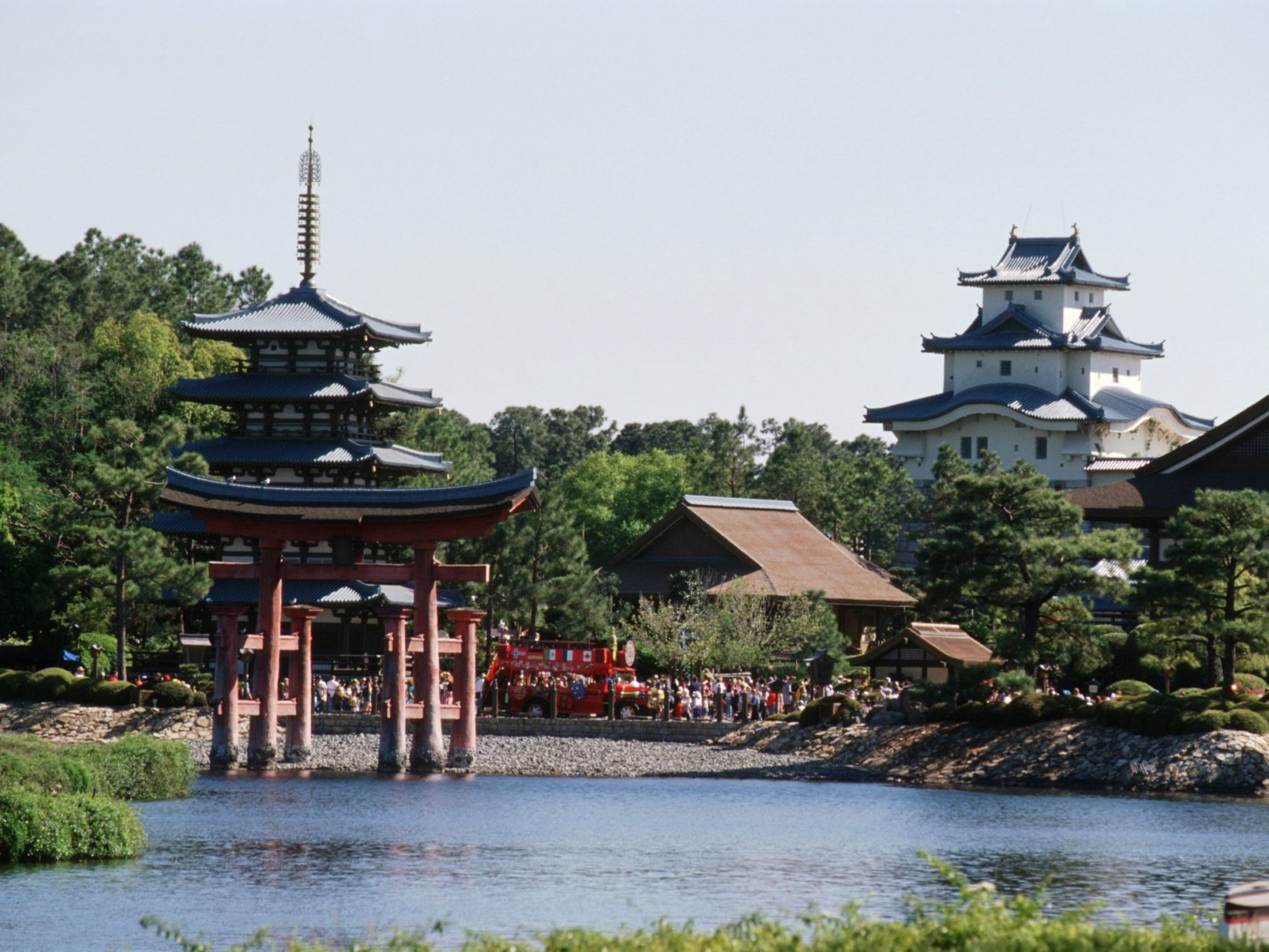 epcot japan 14pers