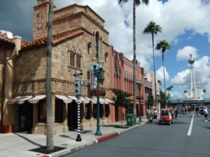 Hollywood Boulevard in Disney's Hollywood Studios in Walt Disney World - Foto: (c) Adri van Esch