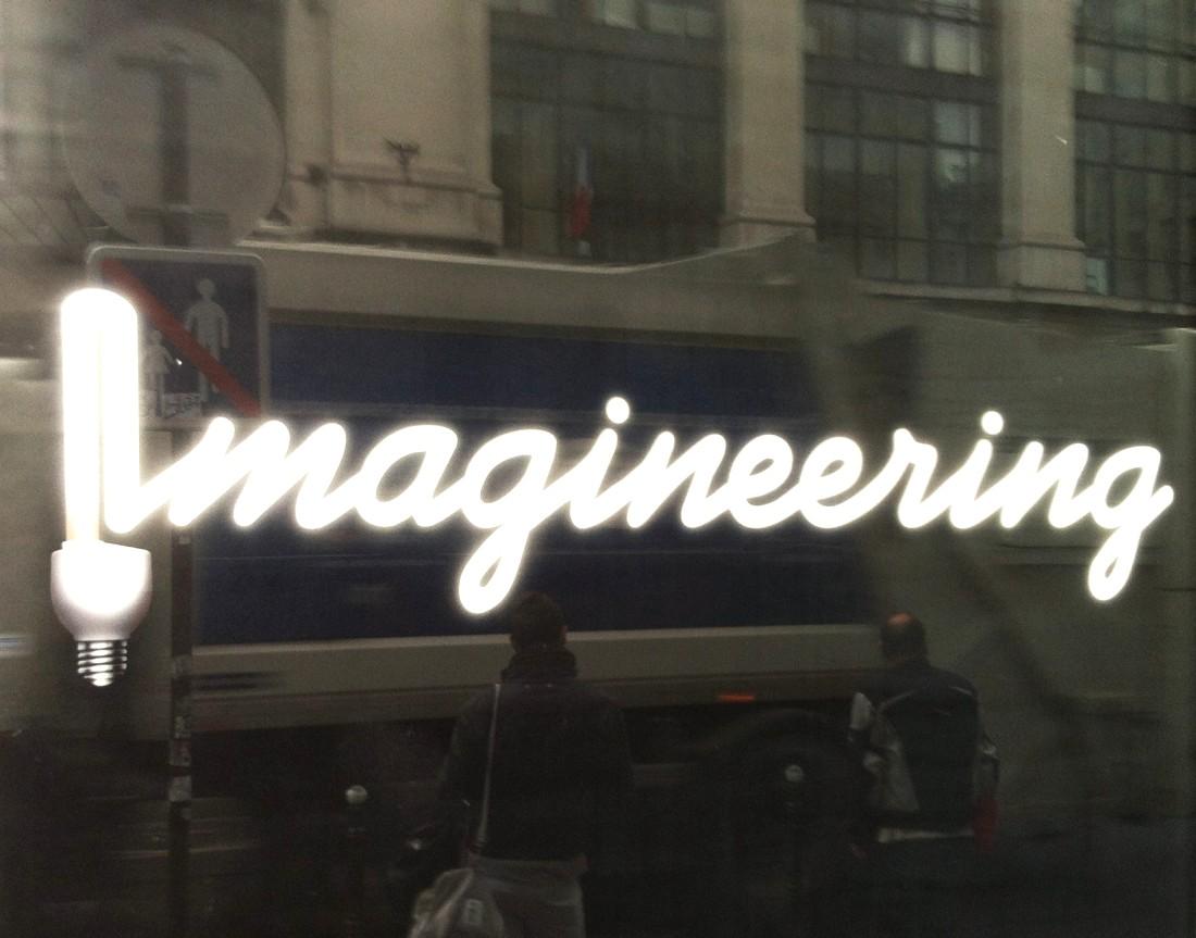Alg Imagineering woord Parijs 13AvE