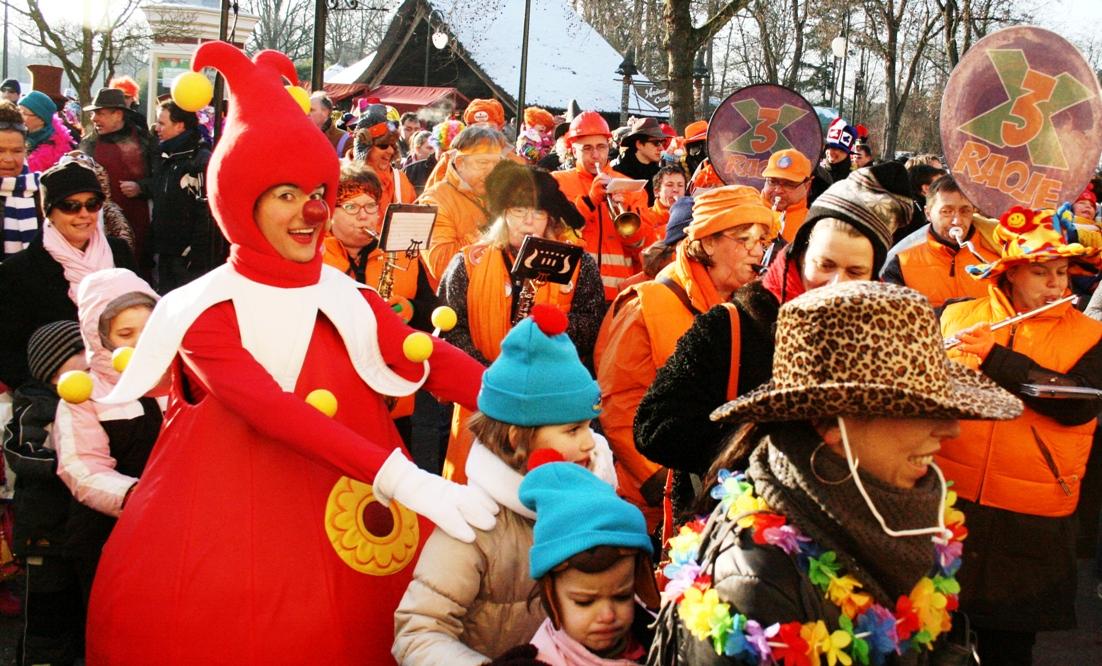 Eft Jokie naar Carnaval Festival 15PP