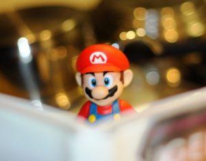USF Super Mario Foto David A L Flickr