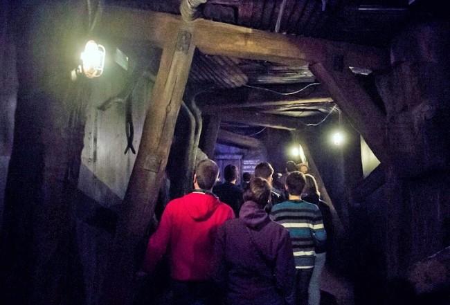 In The Forbidden Caves in Bobbejaanland - Foto: (c) Bobfans