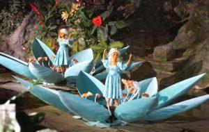 De Indische Waterlelies in de Efteling