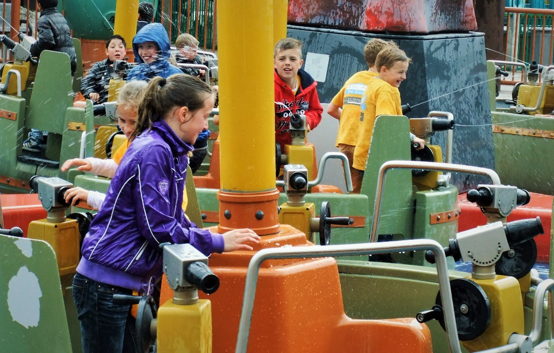 Expedition Nautilus in Attractiepark Slagharen - Foto: (c) Parkplanet