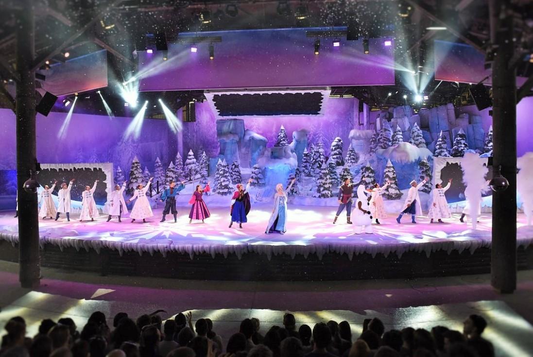 Frozen Sing-a-long in Disneyland Paris - Foto: (c) Disney