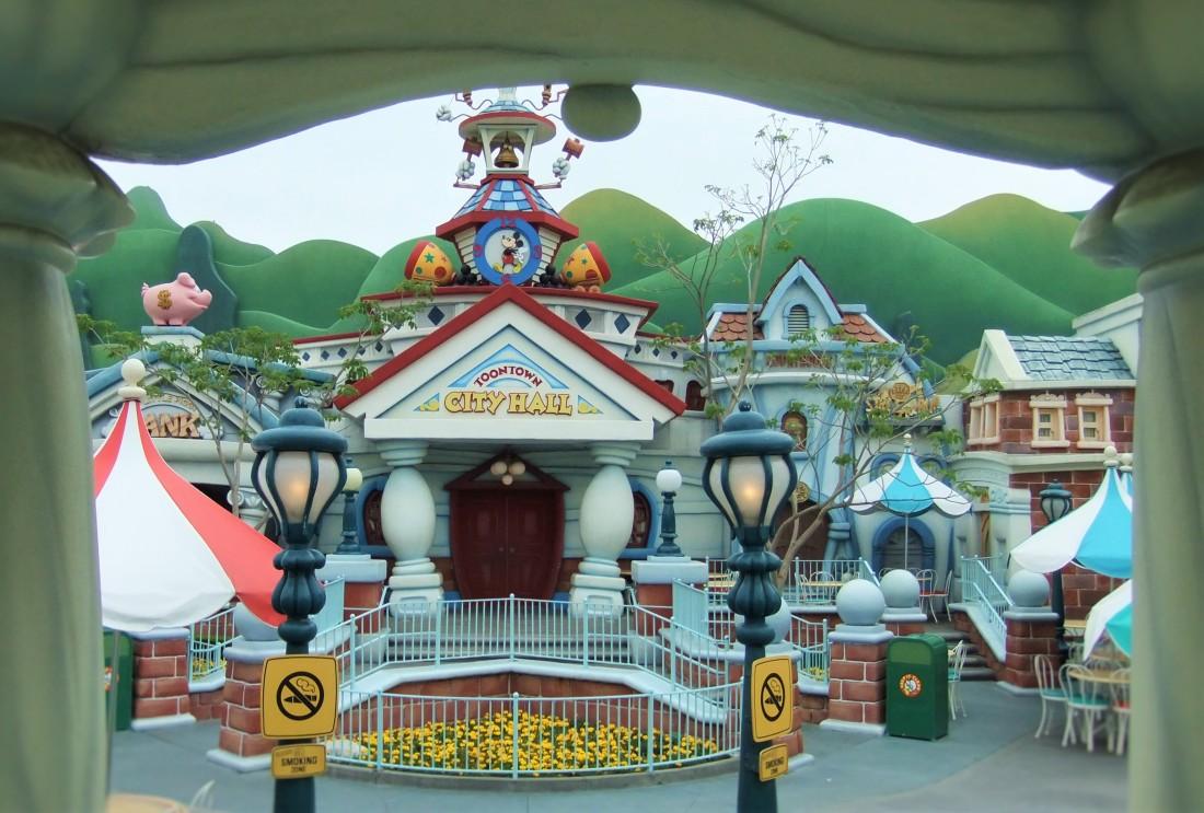 Toontown in Disneyland - Foto: (c) Adri van Esch