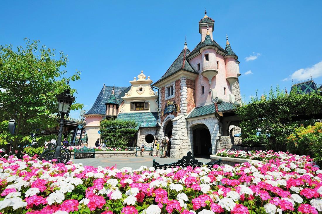 Auberge de Cendrillon in Disneyland Paris
