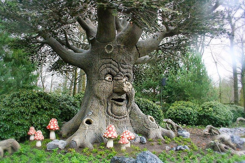 De Sprookjesboom in de Efteling - Foto: © Adri van Esch