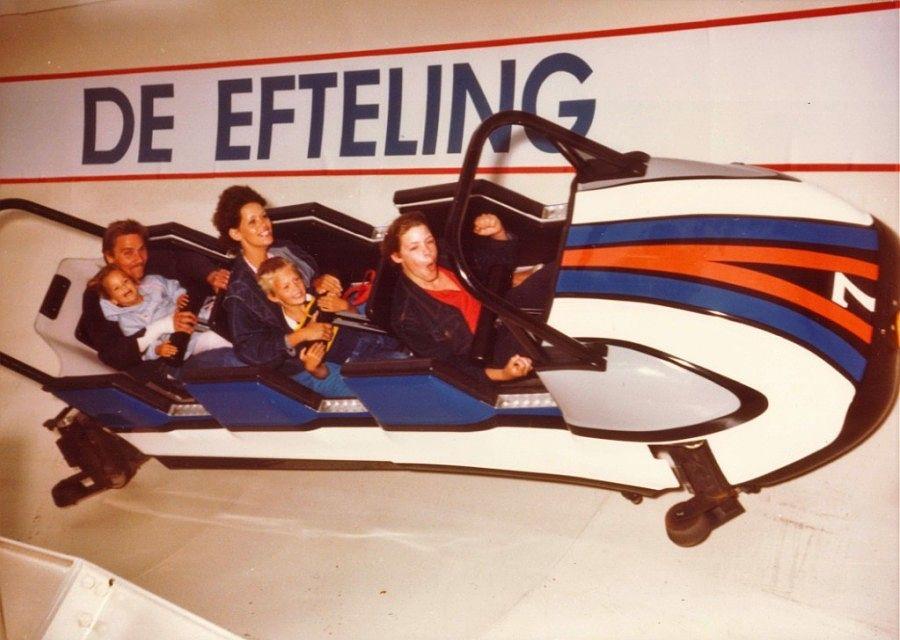 1985: Bobbaan in de Efteling