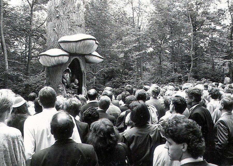 1988: Trollenkoning komt naar de Efteling
