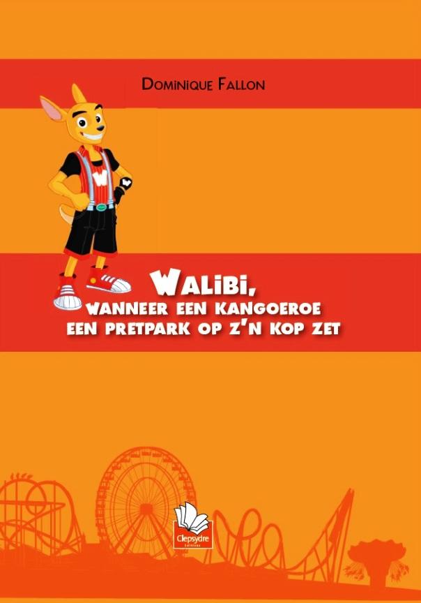 Jubileumboek Walibi Belgium