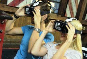 Alpenexpress VR Ride in Europa-Park