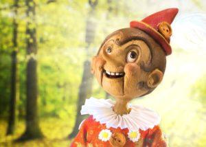 Pinokkio in de Efteling