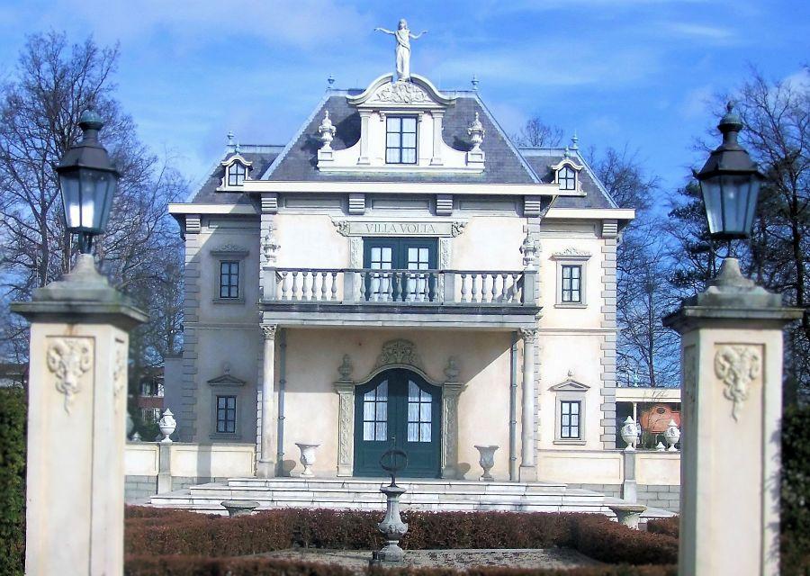 Villa Volta in de Efteling - Foto: © Adri van Esch