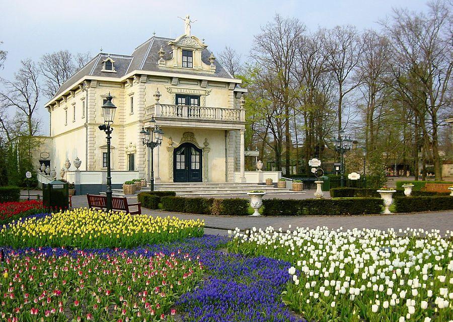 Villa Volta in de Efteling