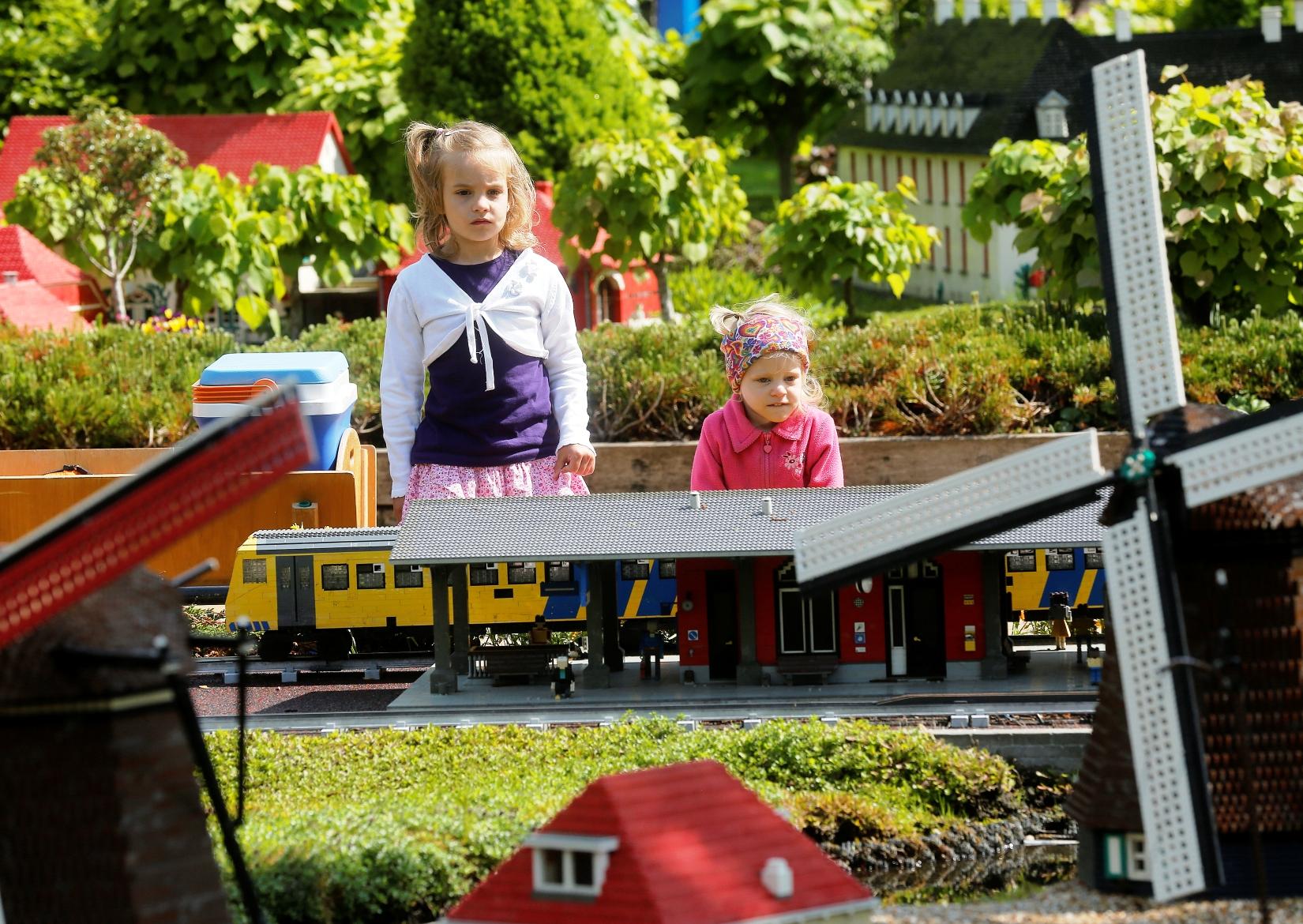 Nederland in Miniland in Legoland Billund