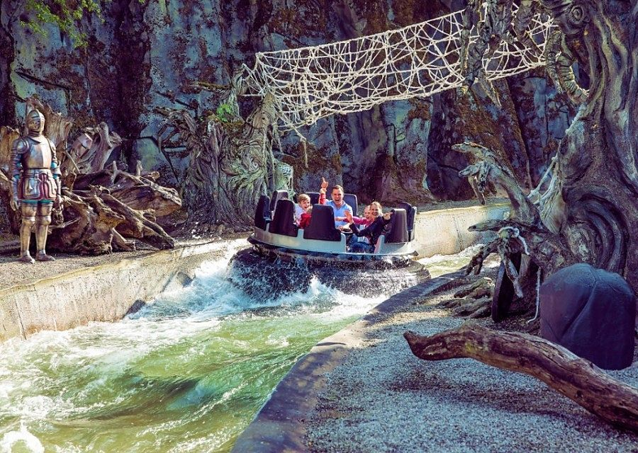 Excalibur - Secrets of the Dark Forest in Movie Park Germany