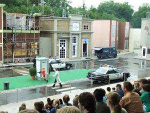 Stuntshow in Movie Park Germany - Foto: (c) Adri van Esch
