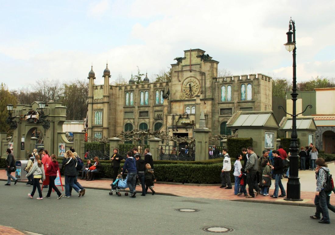 Time Riders in Movie Park Germany - Foto: (c) Adri van Esch