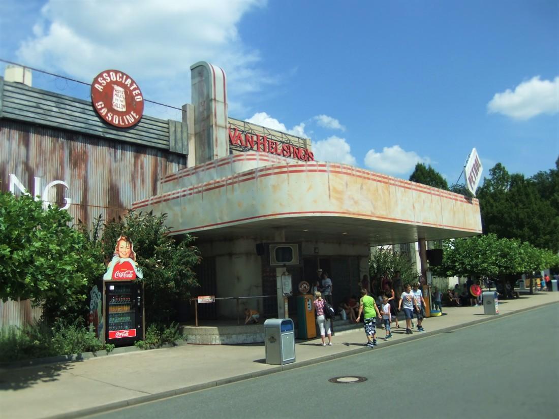 Van Helsing's Factory in Movie Park Germany - Foto: (c) Adri van Esch