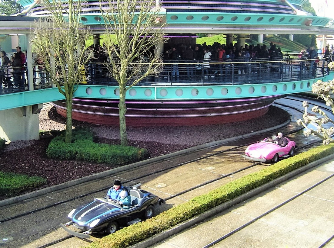 Autopia in Disneyland Paris - Foto: (c) Adri van Esch