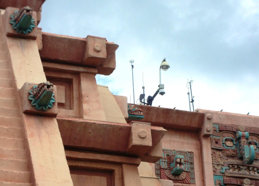 Mexico in Epcot - Foto: (c) Adri van Esch