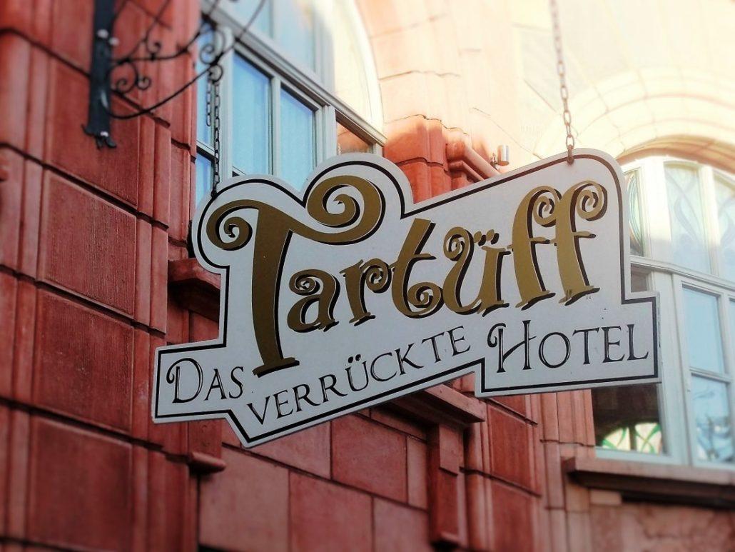 Hotel Tartüff in Phantasialand - Foto: © Adri van Esch