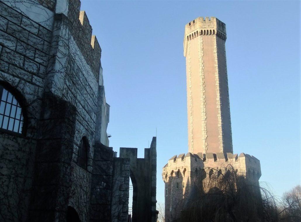 Mystery Castle in Phantasialand - Foto: © Adri van Esch